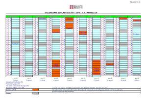 Calendario Regionale Scuola.Calendario Scolastico 2018 2019 I C Moncalvo